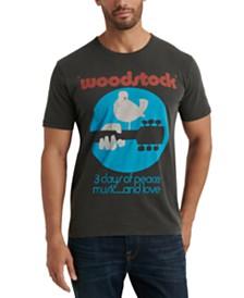 Lucky Brand Men's Woodstock Graphic T-Shirt