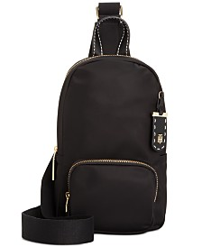 Tommy Hilfiger Julia Sling Nylon Backpack