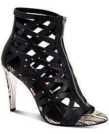 BCBGMAXAZRIA Eleni Caged Sandals