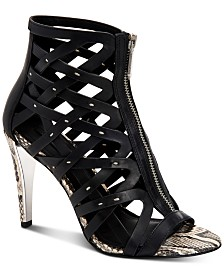 BCBGMAXAZRIA Eleni Caged Sandals