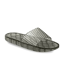 Clearwater Jelly Pool Slide Sandals