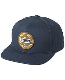 RVCA Men's Navigate Snapback Cap