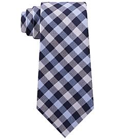 Men's Playful Classic Check Silk Tie