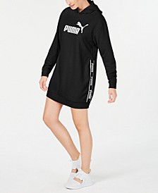 Amplified Hoodie Dress