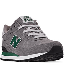 New Balance Little Boys 515 Spring Canvas Casual Sneakers from Finish Line