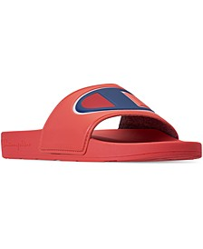 Men's IPO Slide Sandals from Finish Line