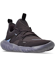 Big Boys Free RN 5.0 Running Sneakers from Finish Line