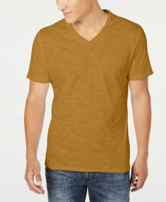 INC Men's V-Neck Pocket T-Shirt, Created for Macy's