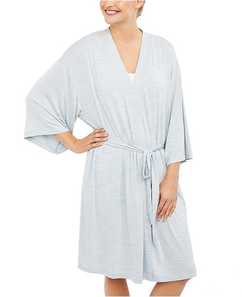 Motherhood Maternity Belted Robe