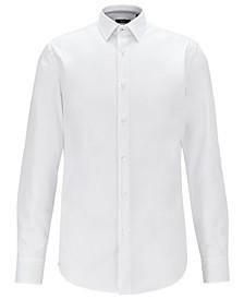 BOSS Men's Jesse Slim-Fit Cotton Shirt