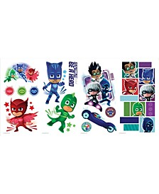 PJ Masks Peel and Stick Wall Decals