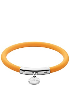 Women's Blakely Silicone Stainless Steel Bracelet