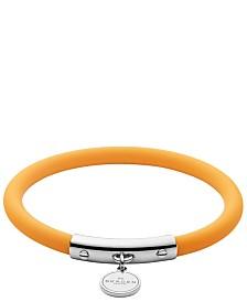 Skagen Women's Blakely Silicone Stainless Steel Bracelet