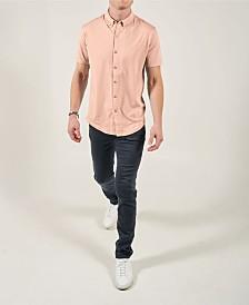 Swet Tailor Short Sleeve Button Front Mindful Shirt