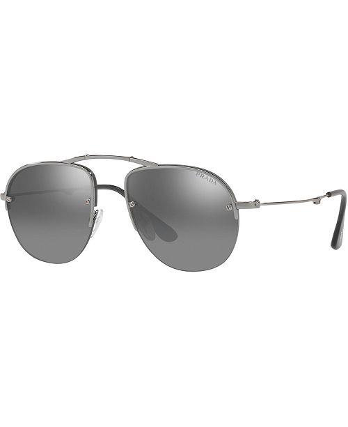 Prada Sunglasses, PR 54US 55