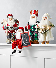 Holiday Lane Santas Collection, Created for Macy's
