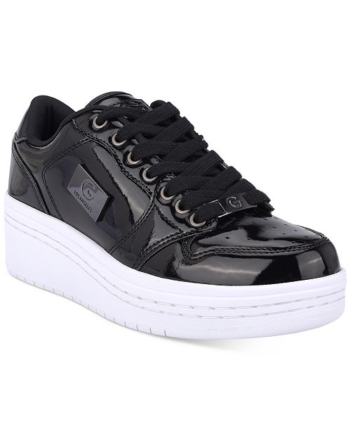GBG Los Angeles Rigster Wedge Sneakers