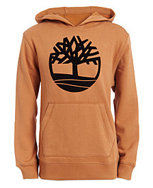 Timberland Big Boys Smith Tree Logo Hoodie