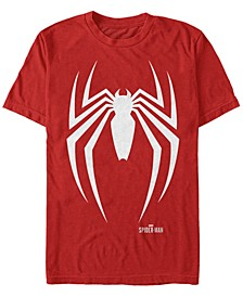 Men's Spider-Man Gamerverse Spider-Man Logo Short Sleeve T-Shirt