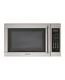 Magic Chef 1.3 Cubic Feet 1000W Countertop Microwave Oven