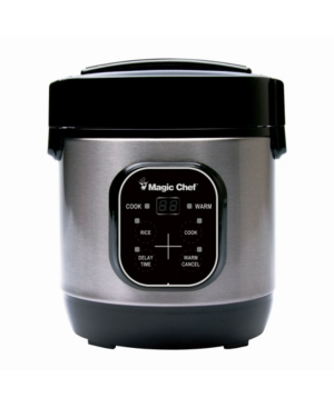 Magic Chef 3-Cup Rice Cooker