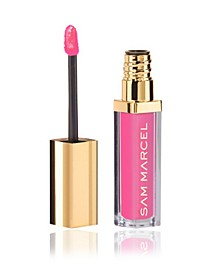 Cosmetics Rose Liquid Lipstick
