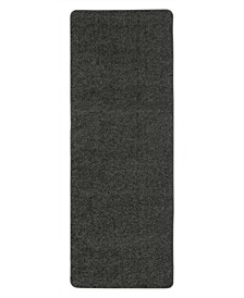 "Luxury Collection Solid Runner Rug With Non-Slip/Rubber-Backing Bath Rug, 20"" x 59"""