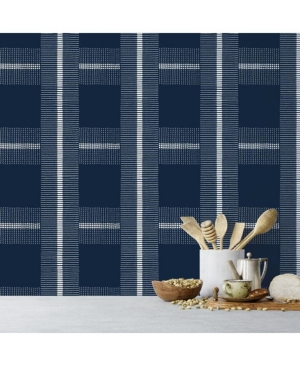 Tempaper Check You Out Self-Adhesive Wallpaper