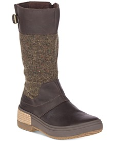 Women's Haven Buckle Waterproof Boots