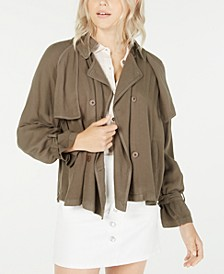 Swing Trench Coat