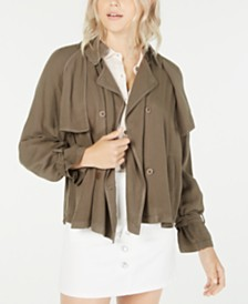 OAT Swing Trench Coat