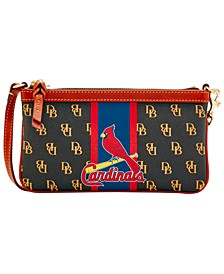 St. Louis Cardinals Large Slim Stadium Wristlet