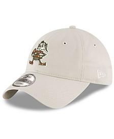 New Era Cleveland Browns Basic Core 9TWENTY Strapback Cap
