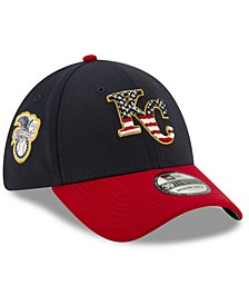 Kansas City Royals Stars and Stripes 39THIRTY Cap