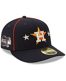 New Era Houston Astros 2019 All Star Game Patch Low Profile 59FIFTY Fitted Cap