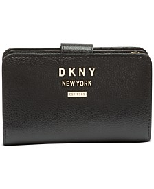 DKNY Whitney Leather Carryall Wallet, Created for Macy's
