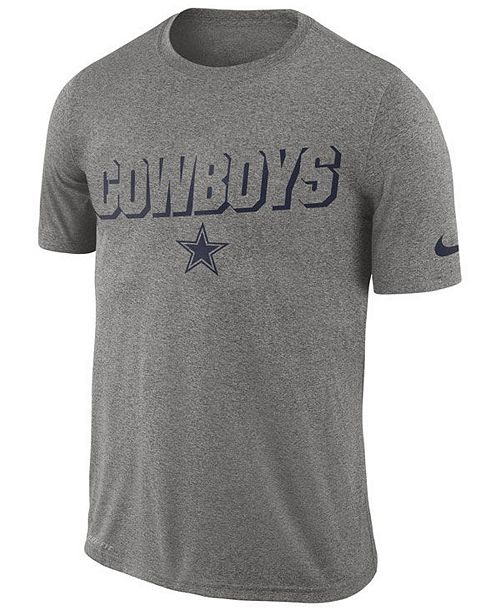 Nike Men's Dallas Cowboys Legend Lift Reveal T-Shirt