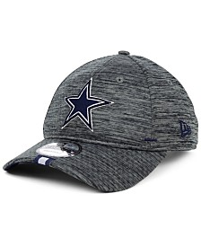 New Era Dallas Cowboys Training Graph 9TWENTY Strapback Cap