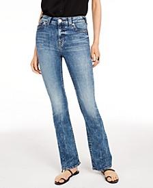 Becca High-Rise Bootcut Jeans