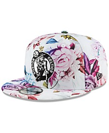 New Era Boston Celtics Funky Floral 9FIFTY Cap