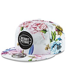 New Era Detroit Pistons Funky Floral 9FIFTY Cap