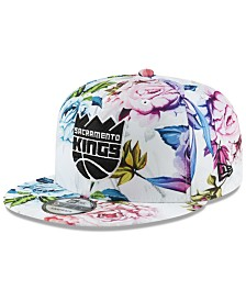 New Era Sacramento Kings Funky Floral 9FIFTY Cap