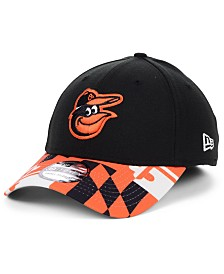 New Era Baltimore Orioles Flag 39THIRTY Cap