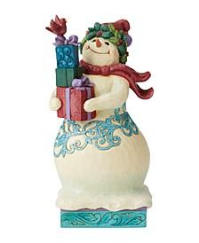 Jim Shore Wonderland Snowman