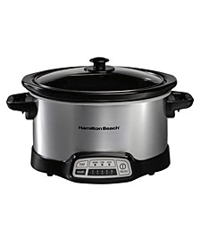 Programmable 4-Qt. Slow Cooker
