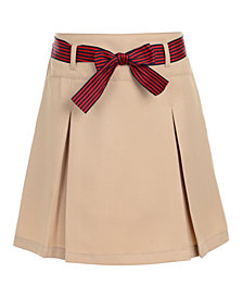 Nautica Big Girls Pleated Scooter Skirt