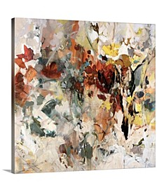 "16 in. x 16 in. ""Peeking Through"" by  Jodi Maas Canvas Wall Art"