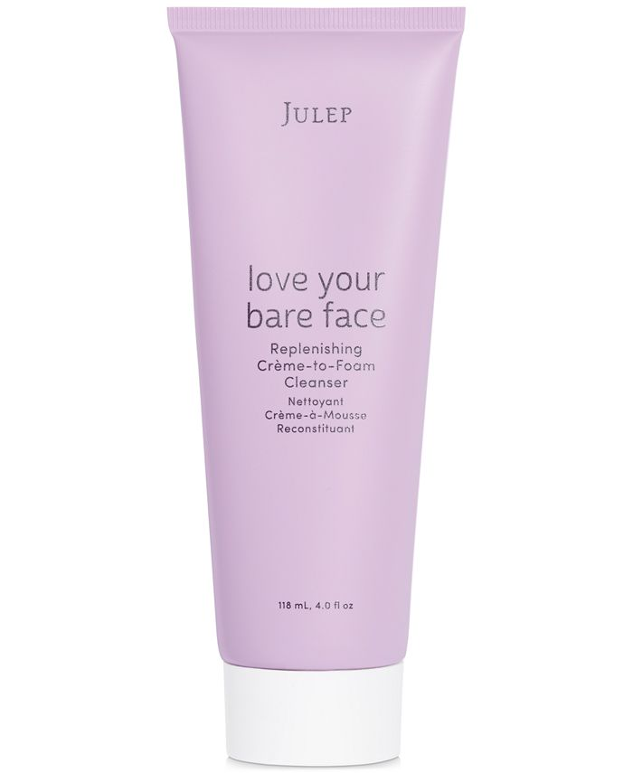 Julep - Love Your Bare Face Replenishing Crème-to-Foam Cleanser