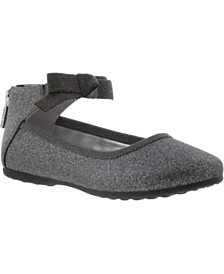 Kenneth Cole Toddler, Little & Big Girls Luna Abbey Flat