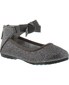 Kenneth Cole Toddler Girls Rose Bow Flat